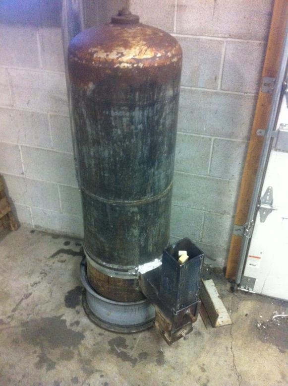 Rocket stove not getting hot enough (rocket stoves forum ...