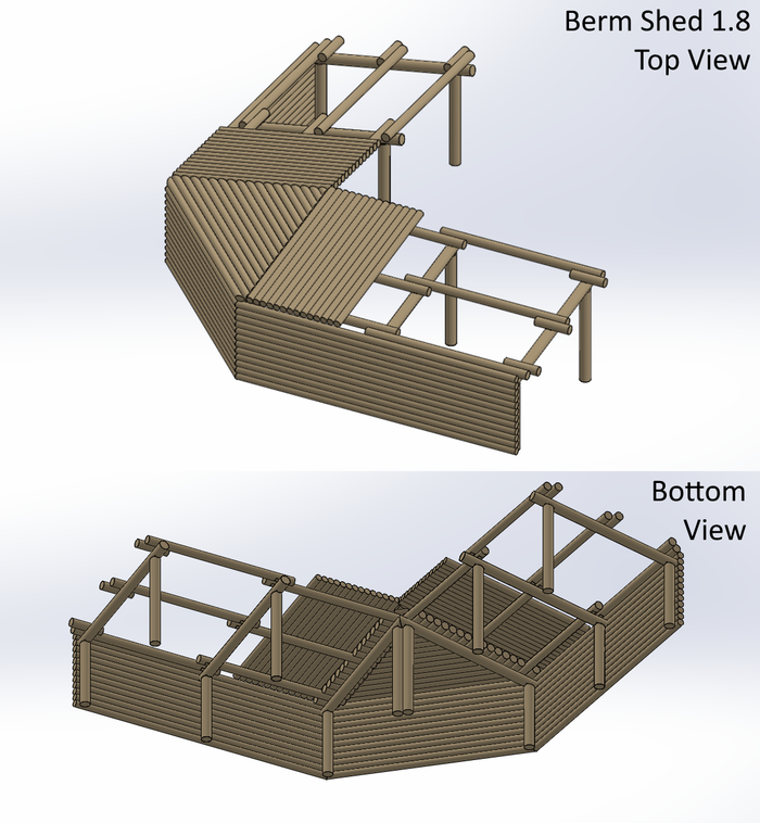 concept 2 for berm shed log layout