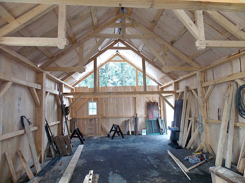 I'm looking for advice/opinions on a Timber Framing project