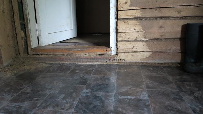 Comconcrete Floor Alternatives : Filename: concrete-floor-to-wood-floor-renovation.jpgDescription: