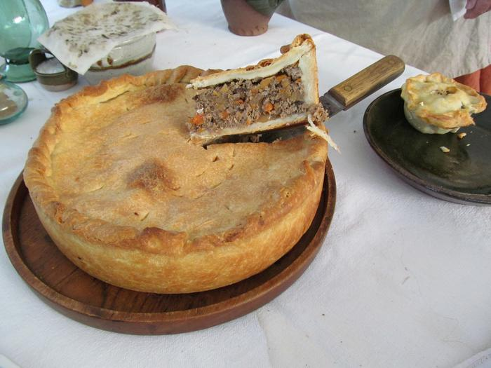 mutton pie