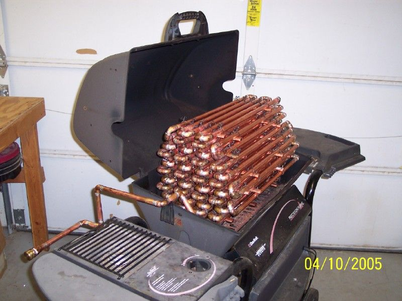 Rocket Hot Tub On Skids For Wheaton Labs Rocket Stoves