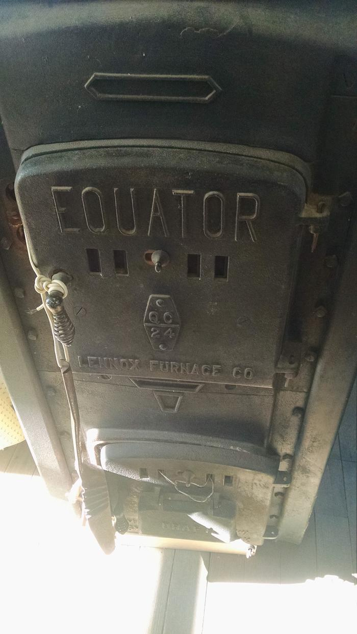 Equator By Lennox Furnace Question Wood Burning Stoves
