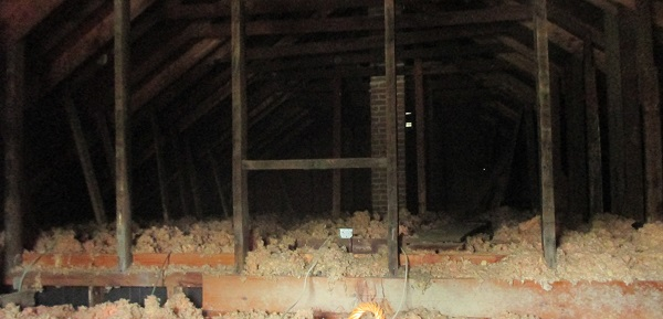 Attic Insulation And How To Work With It In A Remodel