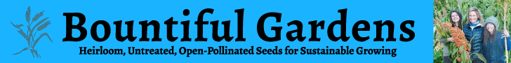 bountiful gardens seeds