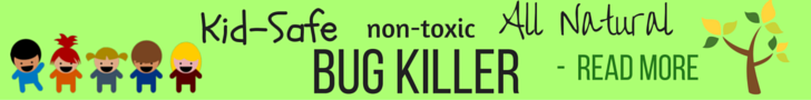 Diatomaceous earth - bug killer you can eat!
