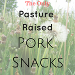 Healthy, ethical pork snack sticks Kickstarter
