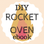 Build your own rocket oven!