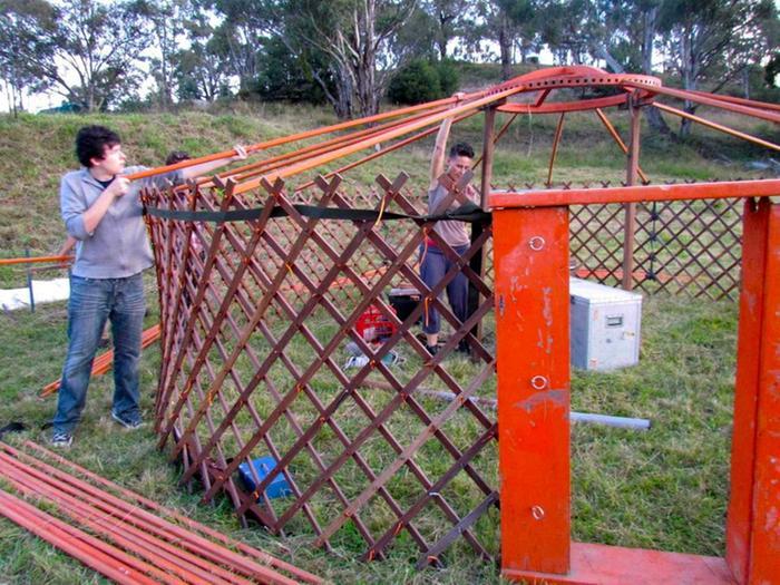 Felting A Traditional Yurt Wall Animal Fibers Forum At Permies .dilek ışığında yenilenmiş ürün skalası; felting a traditional yurt wall animal