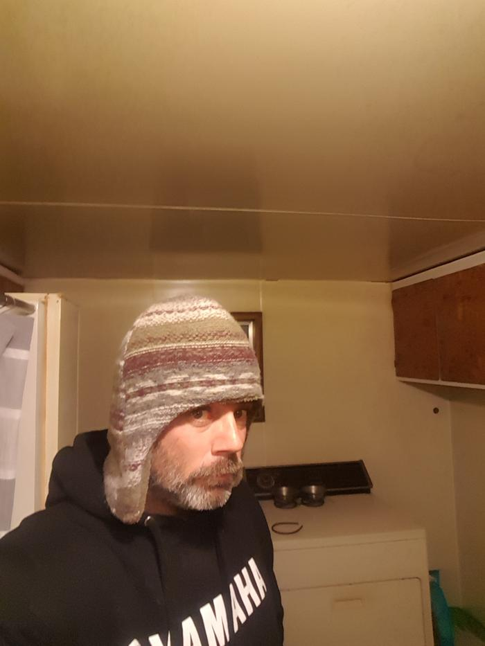 New hat from favorite sweater