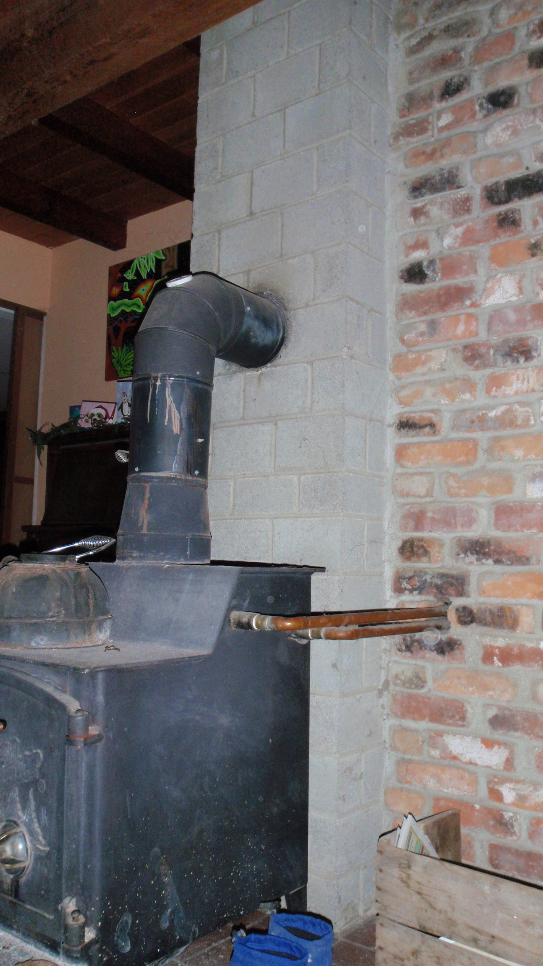 Retrofit Your Wood Stove Wood Burning Stoves Forum At Permies
