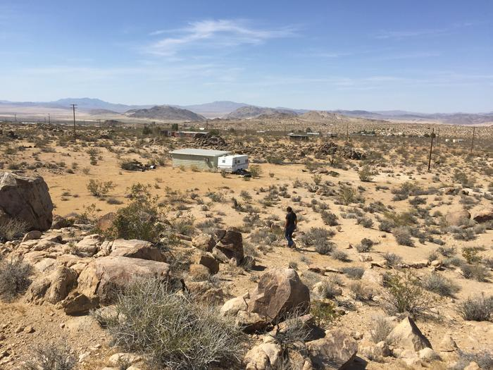 5 acres in Johnson Valley