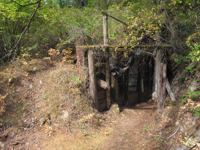 Mike Oehler's underground house