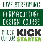 permaculture design course kickstarter