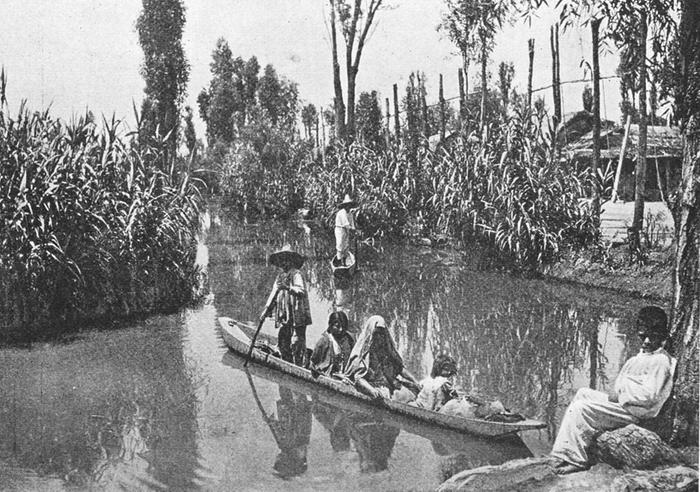 [Thumbnail for Chinampas_by_Karl_Weule-_Leitfaden_der_Voelkerkunde-_Leipzig_1912_WikiMedia.org.jpg]