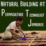wood shingles permaculture technology jamboree