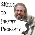Paulasaur SKills to Inherit Property