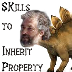 Stegopaulus Skills to Inherit Property