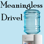 meaningless drivel forum, picture of a water cooler