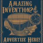 Steampunk airship invention--show off your invention!