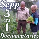 Sepp Holzer 3 in 1 Documentaries Farming terracing aquaculture
