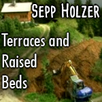Sepp Holzer 3 in 1 Documentaries raised beds and terraces