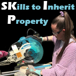 SKIP=SKills to Inherit Property PEP Permaculture Experience According to Paul