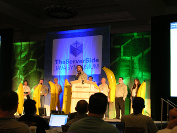 Paul Wheaton award Javasymosium bananacom