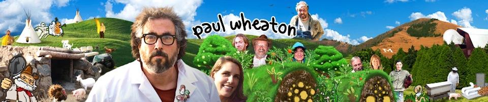 paul wheaton collage