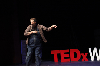 Paul Wheaton Ted Talk at TedXWhitefish
