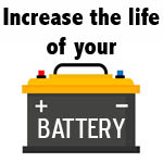 Improve the life of your battery