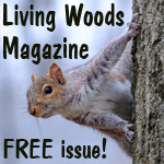 Living Woods Magazine free first issue