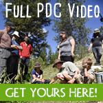 Full online Permaculture Design course and Appropriate Technology Course video