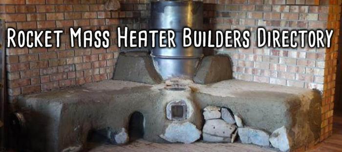registry of Rocket Mass Heater builders