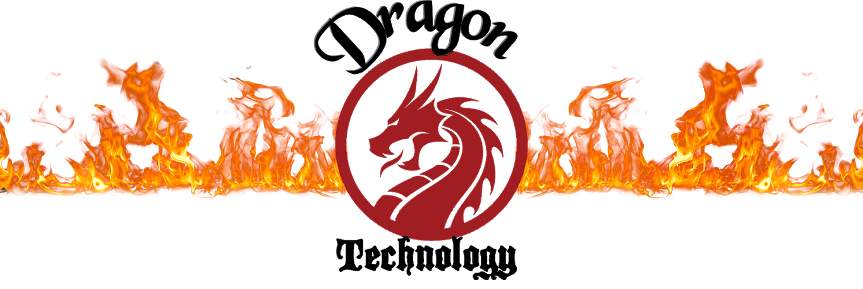 dragon Technology rocket mass heaters logo