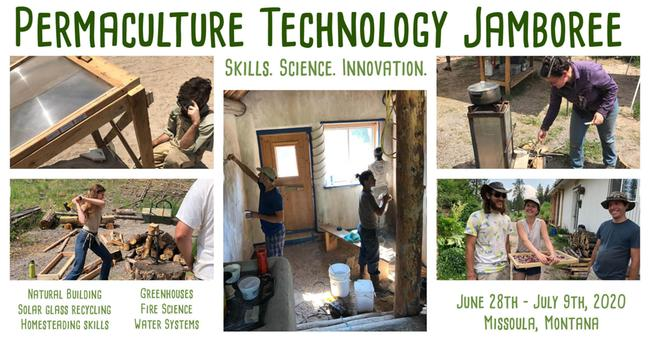 permaculture technology jamboree