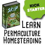 SKIP kickstarter learn permaculture and homesteading