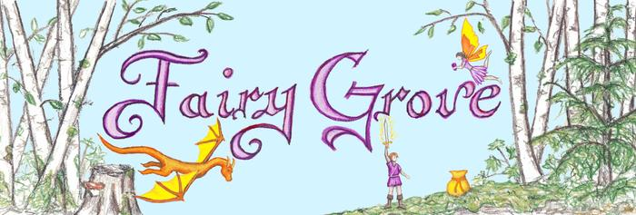 Fairy Grove Logo