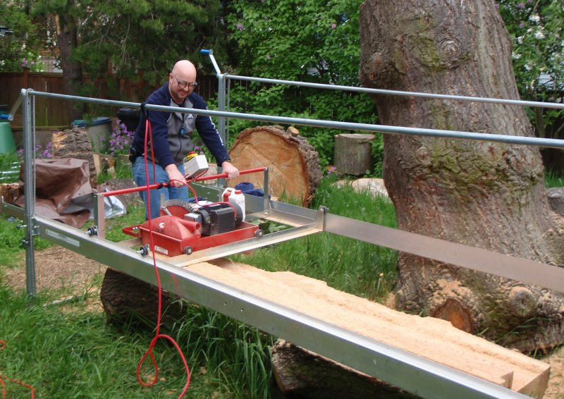 Portable Sawmill Woodland Forum At Permies
