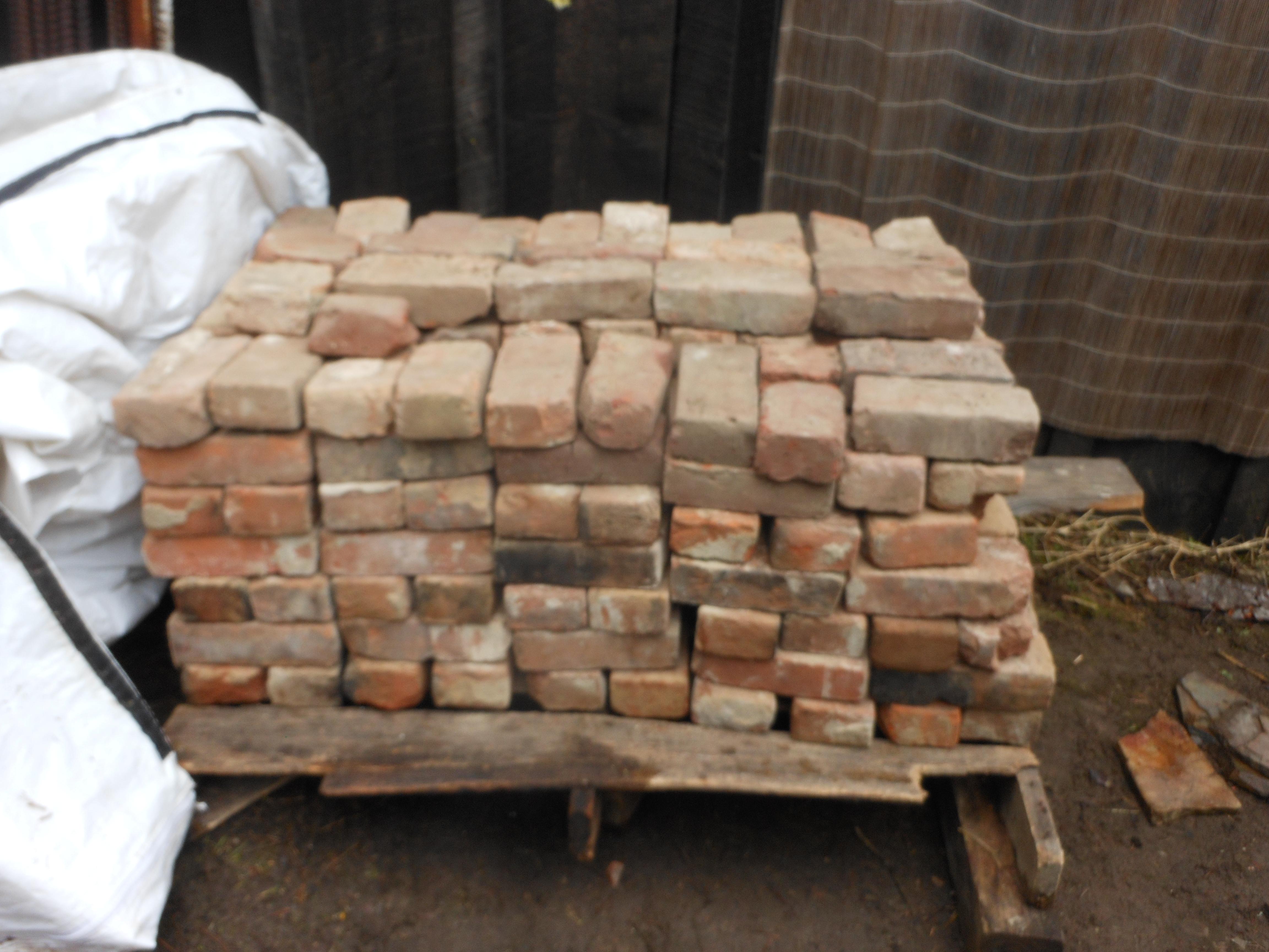 Bricks For Sale >> Yard Sale Red Clay Bricks Stone Work Forum At Permies