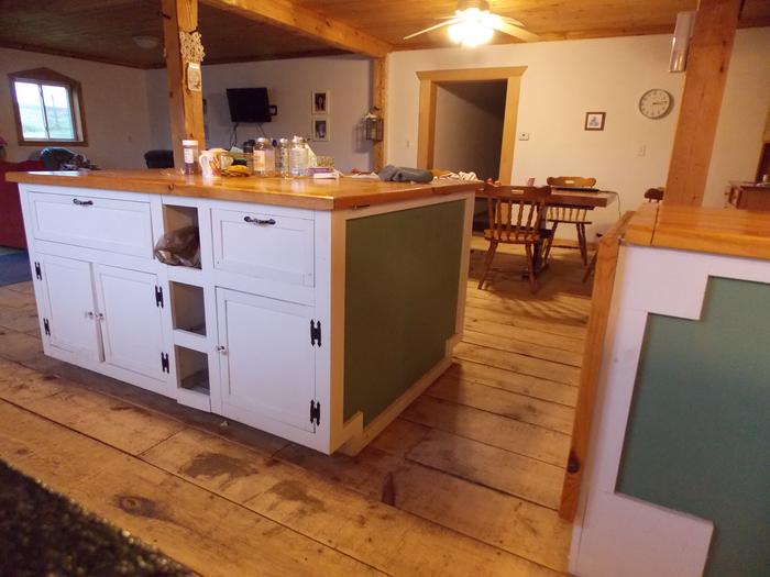 kitchen counter islands