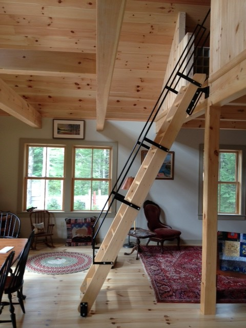 [Thumbnail for Ships-ladder-design-family-room-rustic-with-ship-ladder-library-ladder-4.jpg]