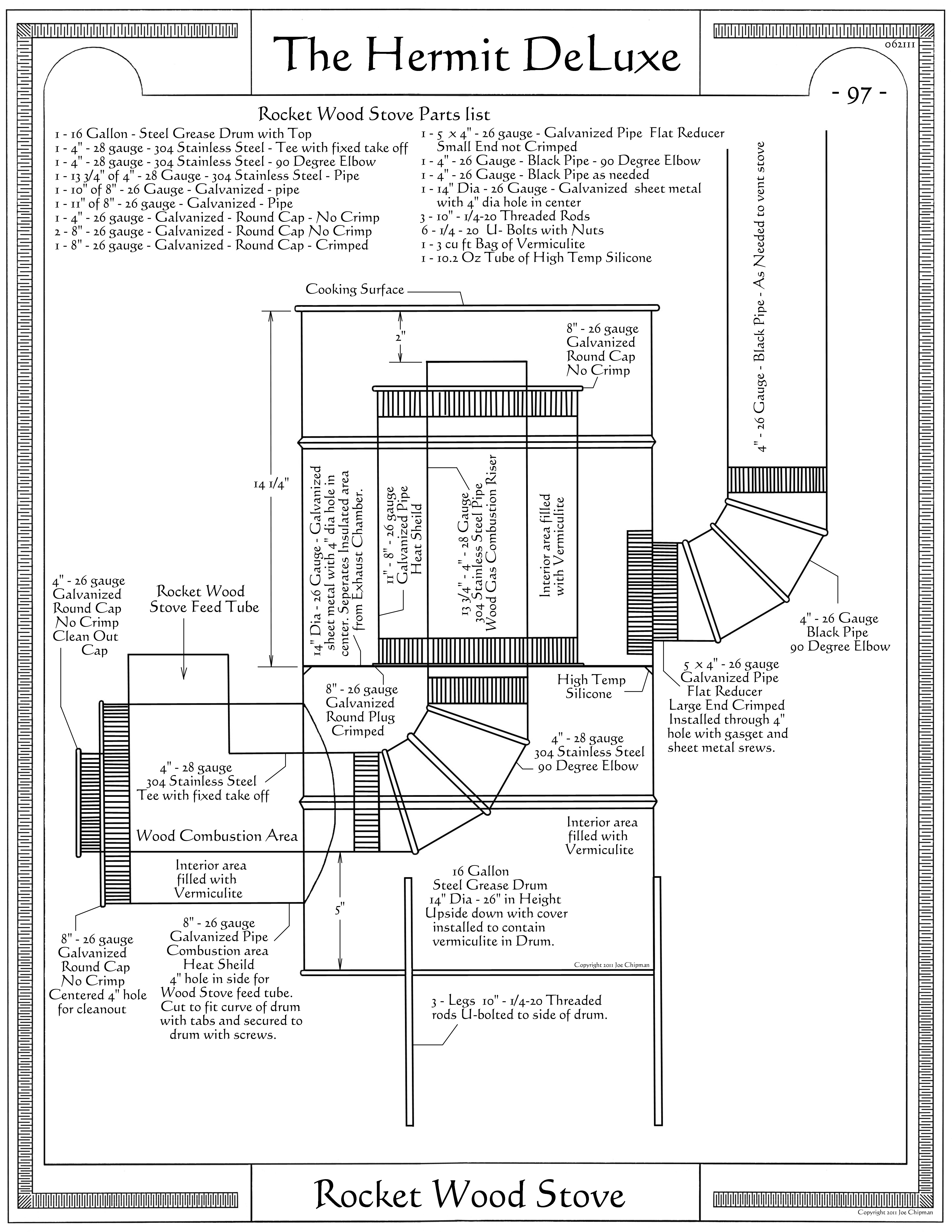Student for woodworking projects for Wood heater plans