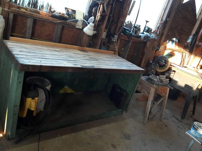 [Thumbnail for Wood-working-in-the-Hilltop-shop-old-workbench-restoration-August-19th-2018.jpg]