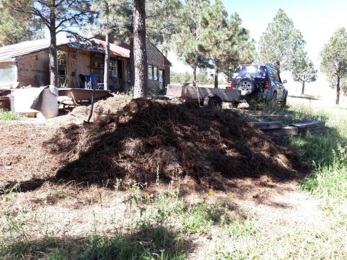 [Thumbnail for Hugle-progress-soil-collected-Compost-pile-moved-9-27-18.jpg]
