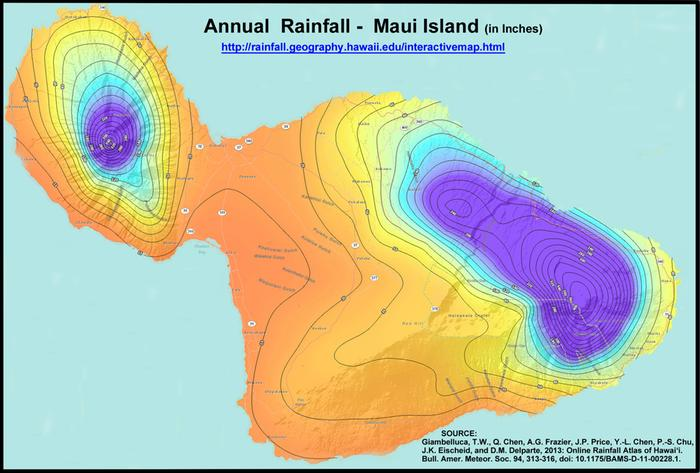 [Thumbnail for WATER_Rainfall_Annual_Maui_source-Dick_Mayer.jpg]