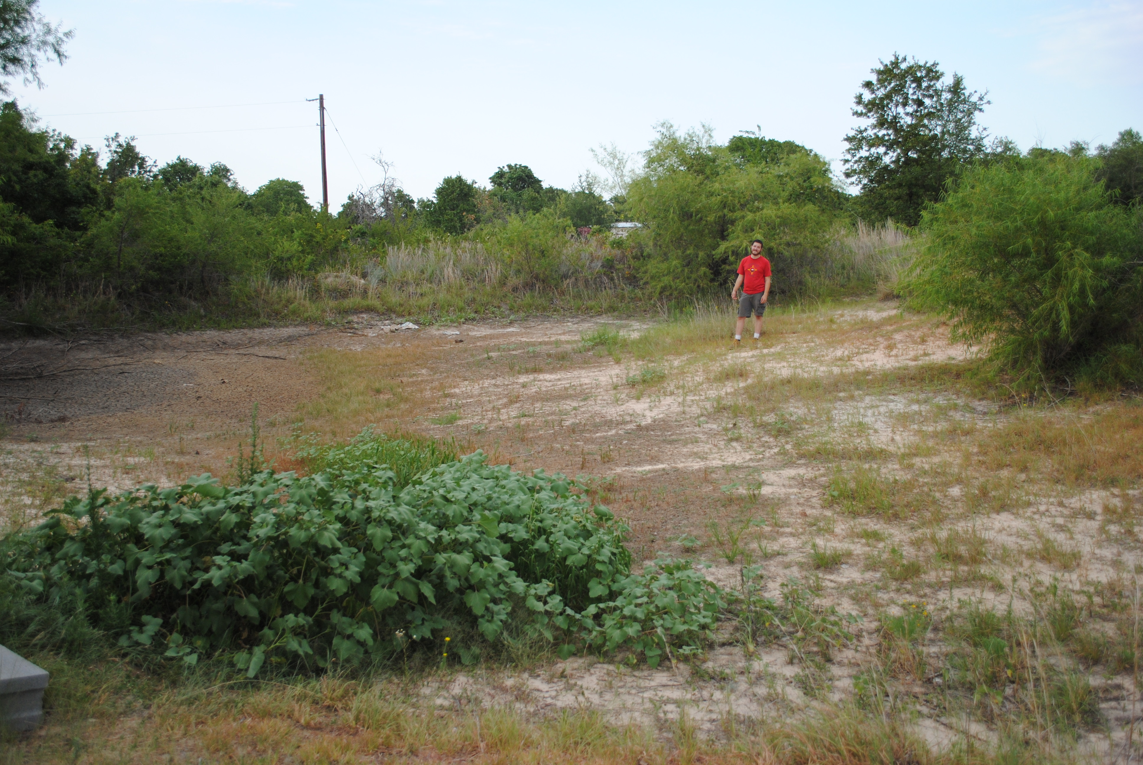 our underground house in texas planning stage with pics