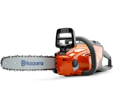 Cordless electric chainsaw (gear forum at permies)