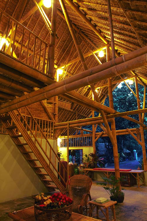 Nature Friendly Bamboo House Design: Bamboo House Build (natural Building Forum At Permies