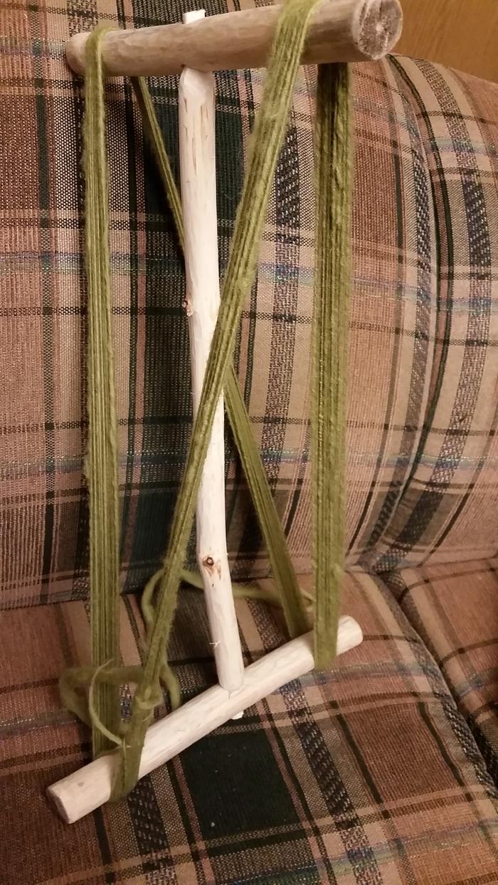 round wood niddy noddy tutorial diy